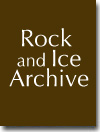 Rock and Ice Archive Image